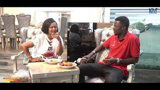 NANA AMA MCBROWN FIRES ON KWAKU MANU AGGRESSIVE INTERVIEW 🔥❤️🙏