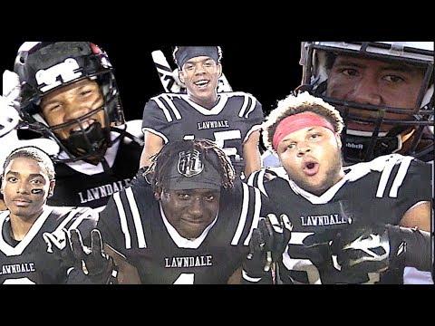 🔥🔥 Lawndale vs Leuzinger | California HSFB | UTR Highlight Mix 2017