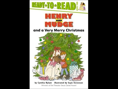 HENRY AND MUDGE AND A VERY MERRY CHRISTMAS Childrens Read Aloud