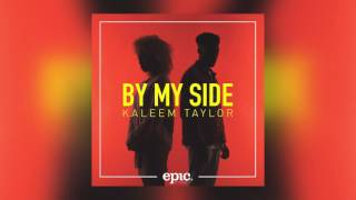 Kaleem Taylor - By My Side (Cover Art)