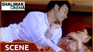 Gullu Dada Returns Hyderabadi Movie || Beautiful Love Scene Between Shagufa Zareen And Aziz NAser