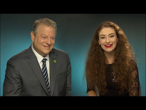 Interview With Al Gore: An Inconvenient Sequel