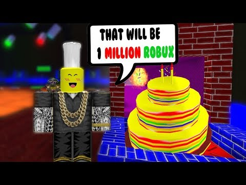 BECOMING THE GREATEST CHEF IN ROBLOX!