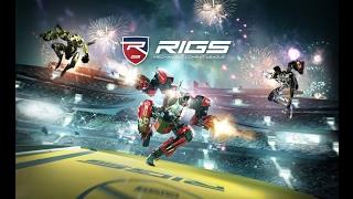 Primer Partido - RIGS Mechanized Combat League