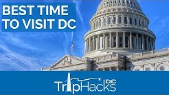 Washington DC Weather & the BEST Time of Year To Visit