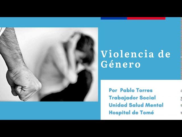 Violencia género