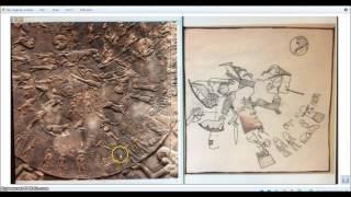 Paris Attacks and Louvre Map out Rev 13 Beast NWO Coming. Illuminati Freemason Symbolism.