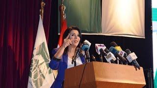 """أخبار اليوم   منى الشاذلي : طلبة مصر """"سلاح استراتيجي"""""""