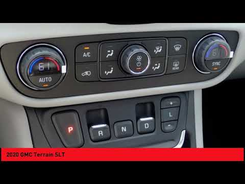 Suntrup Buick Gmc >> 2020 Gmc Terrain St Peters Mo 50764
