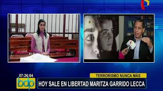 Maritza Garrido Lecca: ¿Quién es la terrorista que ocultó al líder de Sendero Luminoso?