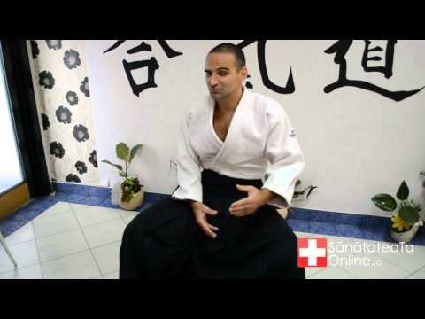 Interviu Iulian Perpelici - Vicepreședinte al Fundației Române de Aikido - AIKIKAI