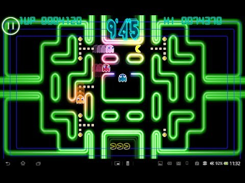 Download Pac Man Android Game 4th Video On Your Mobile Phone 2013 HD