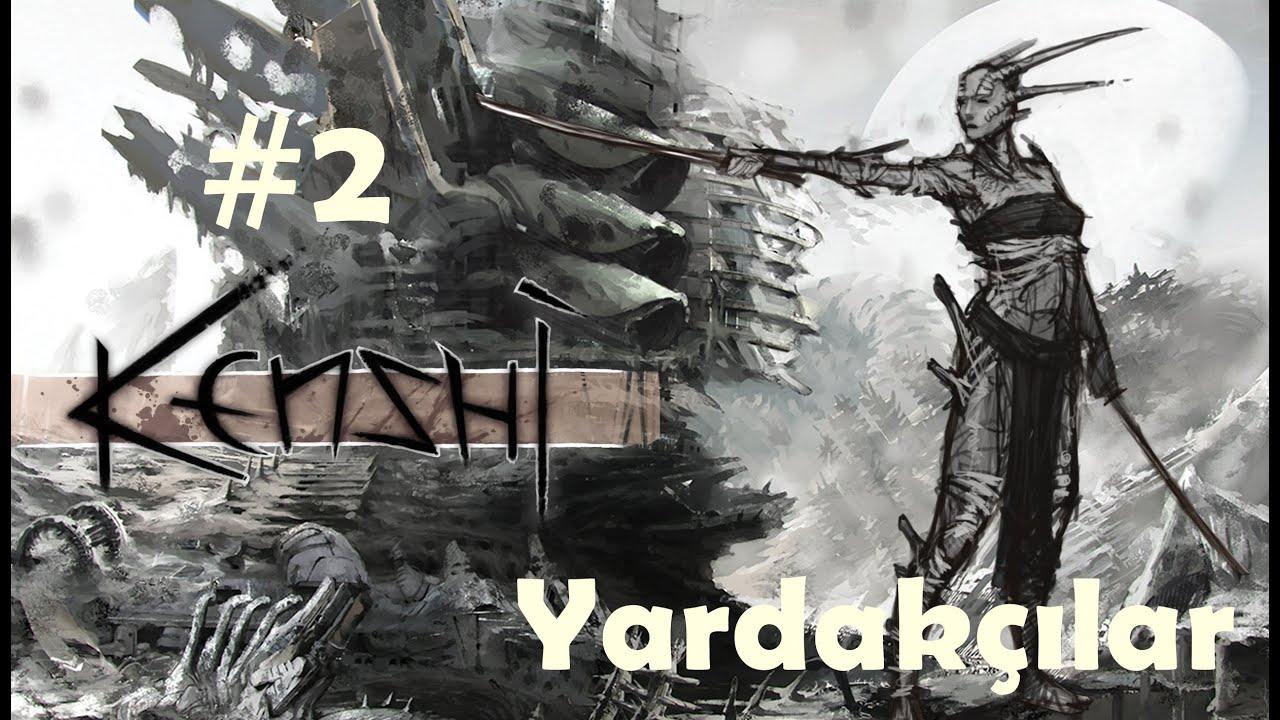 Kenshi | Her Şeyi Yapabildiğin Oyun | Bölüm 2 | İnsan Toplamak