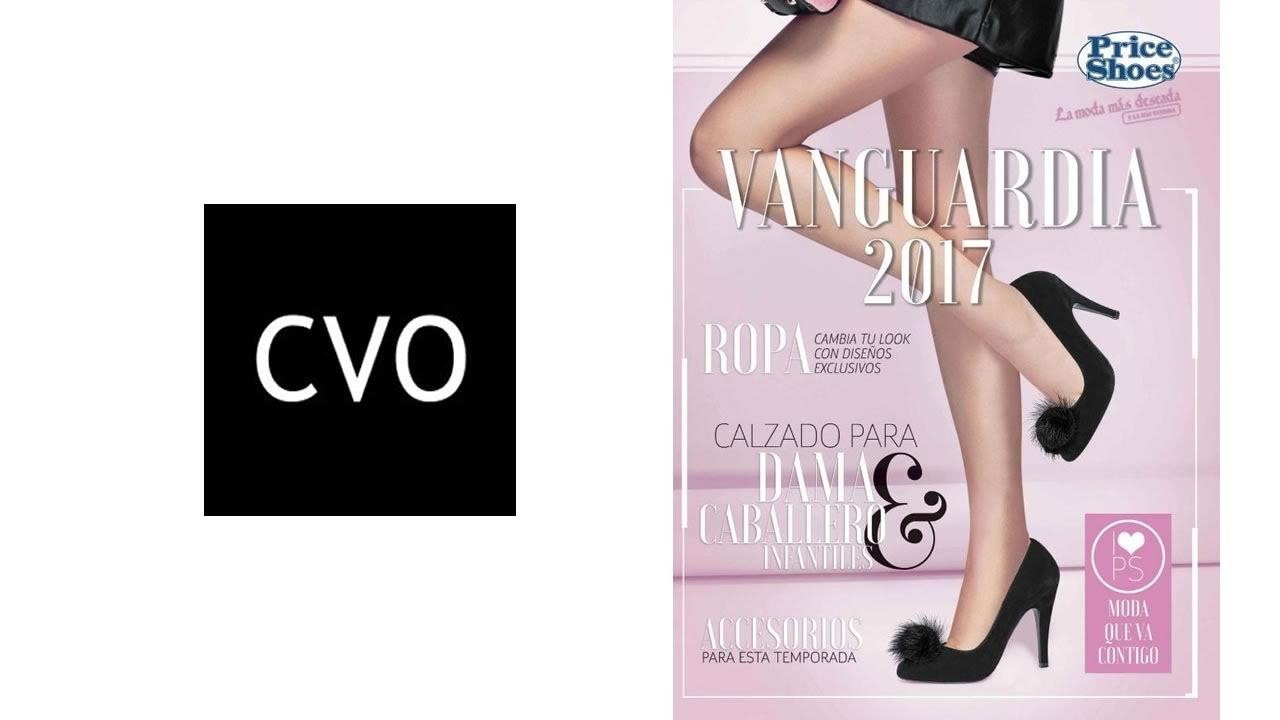 7680e5e6 Catálogo Price Shoes VANGUARDIA 2017 - YouTube