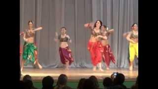 Russian Girls On 'CHIKNI CHAMELI' (KAZAN)2012- Group CHAMPA -красивые русские девушки!