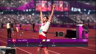 London 2012 - PS3 - PlayThrough Hard - Day 1