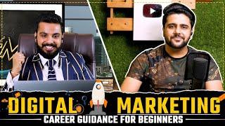 #DigitalMarketing Career Guidance for Beginners  | ft. #IntellectualIndies | #SahilKhanna