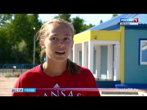 54 теннисистки из шести стран мира приехали в Пензу