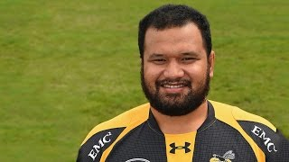 Welcome To Wasps - James Johnston