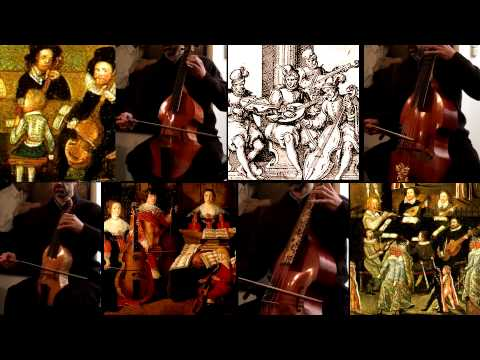 In Nomine for Viol-consort by William Byrd