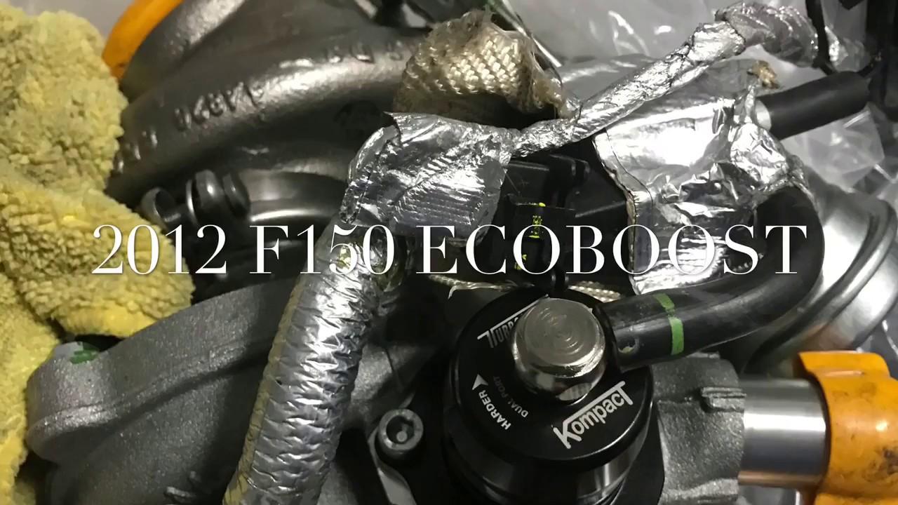 2012 f150 ecoboost exhaust manifold gasket leak