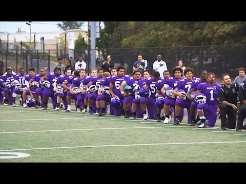 Kaepernick Protest Continues To Spread: Entire Seattle High School Football Team Takes a Knee