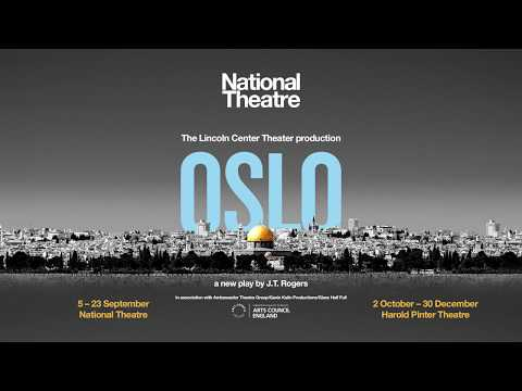 Oslo   Interview with J.T. and Bartlett: Part Two