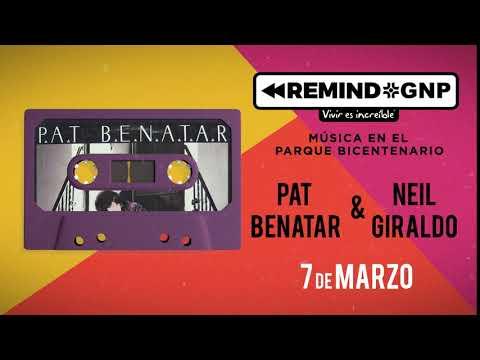 REMIND GNP 2020 - PAT BENATAR / NEIL GIRALDO