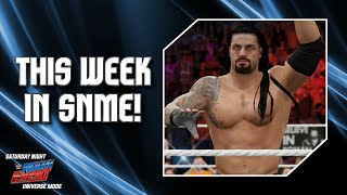 wwe 2k16 universe mode this week in snme episode 37