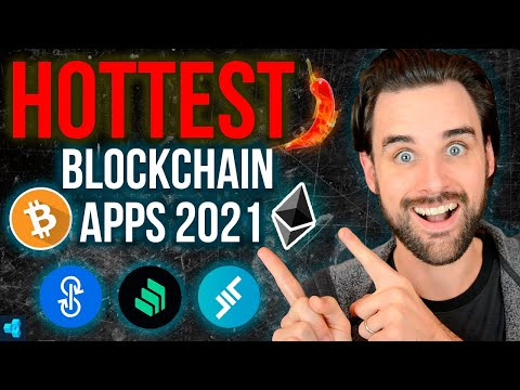 The HOTTEST Blockchain Projects to watch in 2021!