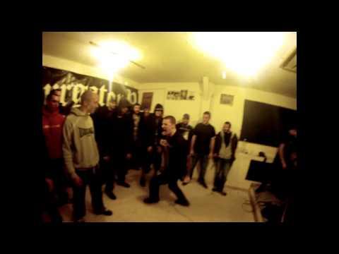 FULL OF HELL (Live Full Set in Limoges 2012 - Criminal Mind Rehearsal room)