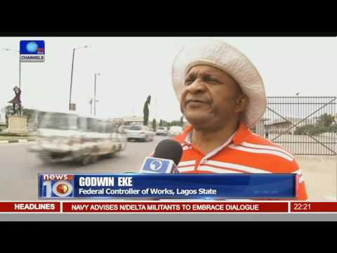 Lagos-Ibadan Expressway: Work Resumes After Contractors' Protest Over Pay
