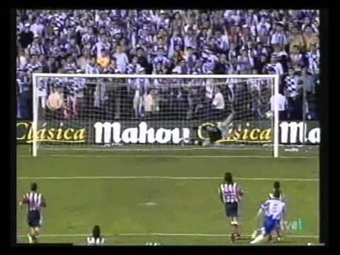 1999/00.- Atlético Madrid 1 Vs. RCD Espanyol 2 (Final Copa del Rey)