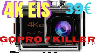 4K EIS ACTION CAMERA GOPRO 7 KILLER