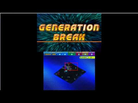Citra SD GUNDAM G GENERATION 3D