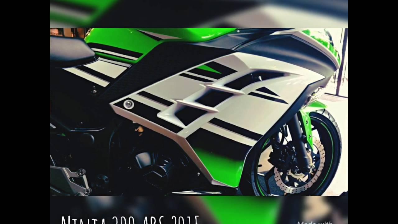 2015 Kawasaki Ninja 300 Motorcycle review- at cambodia kawasaki showroom 20  Aug 2016