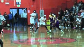 Boys Hoops: McClymonds v Oakland Tech 2-20-13