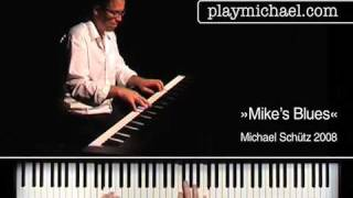 »Mikes Blues« (short) - performed by Michael Schütz