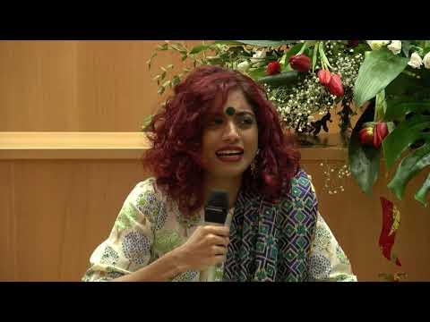 "Nivedita Lobo Gayatri Lobo Gajiwala ""Is the Church event relevant to young women?"""