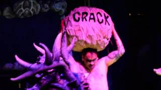 Gwar Buys drugs of off Insta Gram live in concert