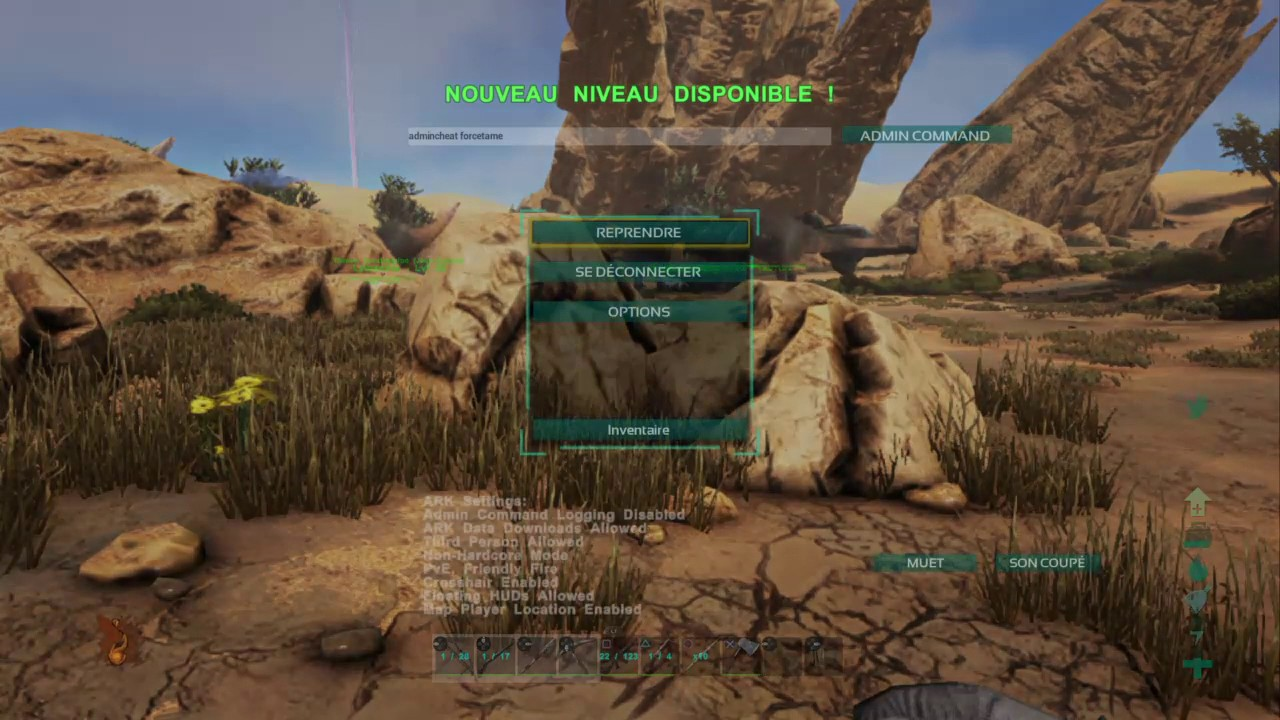 √ Ark Survival Evolved PS4 Cheat fr Dinos+Level German
