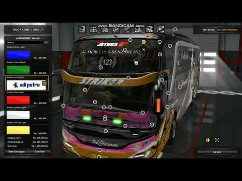 Review Mod HDD Pack JB2 & JB3 San Ets2 Mod Indonesia