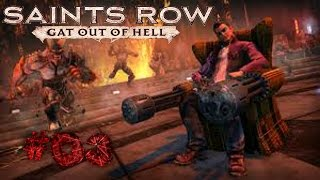 Saints Row: Gat out of Hell episode:03 (Gear up and Take a Break)