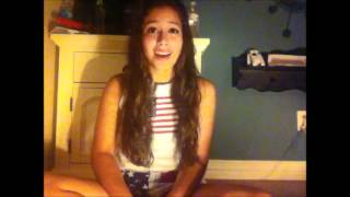 Be Alright - Justin Bieber (Acapella Cover by KarlaJay)