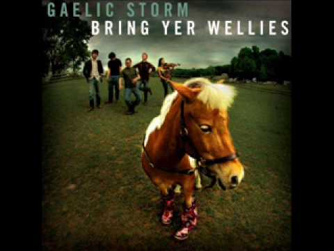 Gaelic Storm - Scalliwag (with lyrics)