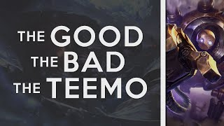 The Good, The Bad, and The Teemo of Full Tank Blitzcrank