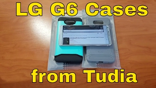 LG G6 Cases from Tudia - Check them out! @TudiaProducts