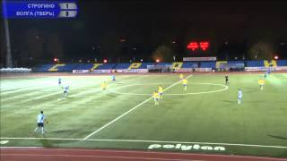 FK Strogino Moscow vs Tver full match