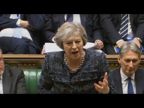 Prime Minister's Questions: 18 January 2017