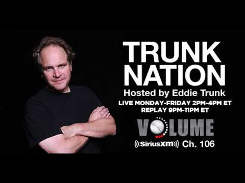 Trunk Nation - David Coverdale interview (03/13/2018)